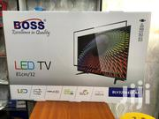 Boss Flat Screen Tv 32 Inches | TV & DVD Equipment for sale in Dar es Salaam, Ilala