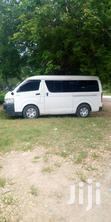 Toyota Hiace 2007 White | Buses & Microbuses for sale in Ilala, Dar es Salaam, Tanzania