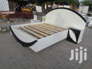 Modern Designed Bed With A Storage Drawer. 5×6 Size And 6×6 .   Furniture for sale in Dar es Salaam, Kinondoni