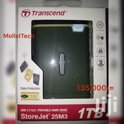 External Hadd Disk 1TB Transcend | Computer Accessories  for sale in Dar es Salaam, Ilala