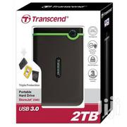 External Hadd Disk 2tb Transcend | Computer Accessories  for sale in Dar es Salaam, Ilala