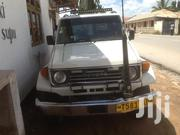 Toyota Land Cruiser Prado 1999 White | Cars for sale in Dar es Salaam, Kinondoni