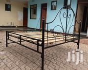 Bed Black. | Furniture for sale in Mwanza, Nyamagana