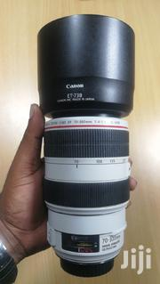 Canon EF 70-300mm F/4-5.6l IS USM UD Telephoto Zoom Lens. | Photo & Video Cameras for sale in Dar es Salaam, Kinondoni