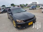 Toyota Altezza 2001 RS200 Automatic Black | Cars for sale in Dar es Salaam, Temeke