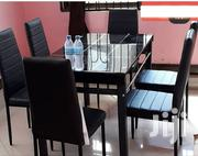 Black Dining Table | Furniture for sale in Dar es Salaam, Kinondoni