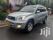 Toyota RAV4 2000 Automatic Silver | Cars for sale in Dar es Salaam, Ilala