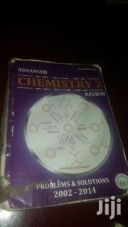 Advanced Chemistry 2 Review Problems With Solutions | Books & Games for sale in Mwanza, Nyamagana