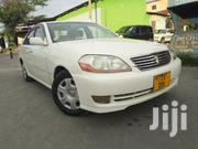 Toyota Mark II 2004 White | Cars for sale in Dar es Salaam, Kinondoni