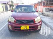 Toyota RAV4 Automatic 2000 Red | Cars for sale in Dar es Salaam, Kinondoni