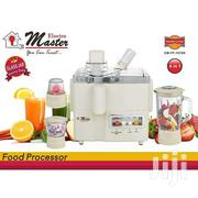 Electro Master Food Processor | Kitchen Appliances for sale in Dar es Salaam, Ilala
