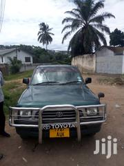 Toyota Hilux 2001 Green | Cars for sale in Mwanza, Ilemela