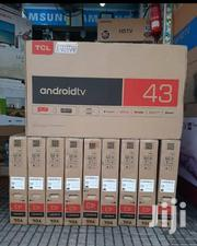 TCL Smart Android Inch 43 Smart TV   TV & DVD Equipment for sale in Dar es Salaam, Ilala