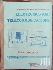 Electronics & Telecommunications | Books & Games for sale in Tabora, Tabora Urban