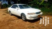 Toyota Mark II 2000 2.0 White | Cars for sale in Dar es Salaam, Temeke