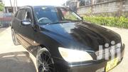 Toyota Altezza 2002 Black | Cars for sale in Mwanza, Nyamagana