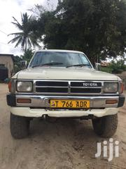 Toyota Hilux 1988 White | Cars for sale in Dar es Salaam, Kinondoni