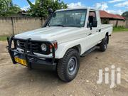Toyota Land Cruiser 100 GX 4.2 D 2005 White | Cars for sale in Arusha, Arusha