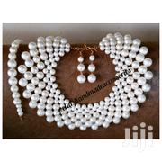 Handmade Pearl Necklace | Jewelry for sale in Dar es Salaam, Kinondoni