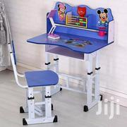 Children Desk And Chairs SuitHii Full Set | Children's Furniture for sale in Dar es Salaam, Ilala