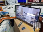 Brand New Ouline 32 Inch Smart Android Double Glass 365,000/=   TV & DVD Equipment for sale in Dar es Salaam, Ilala