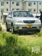 Mazda Tribute 2002 2.0 Silver | Cars for sale in Dar es Salaam, Temeke
