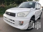Toyota RAV4 2001 White | Cars for sale in Dar es Salaam, Kinondoni
