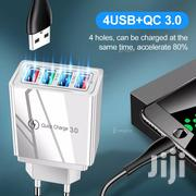 Quick Charge 4.0 3.0 USB Charger Universal 4 Port Fast Charging | Accessories for Mobile Phones & Tablets for sale in Dar es Salaam, Ilala